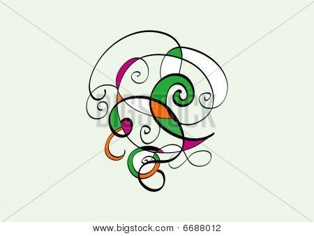 Scribble loops
