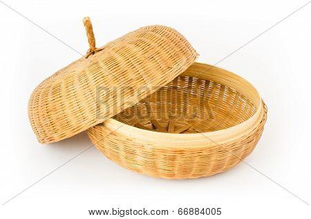 Bamboo Handicrafted Casket