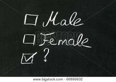 Gender's