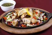 picture of paneer  - chicken tikka and paneer tikka combo for family dinner time - JPG