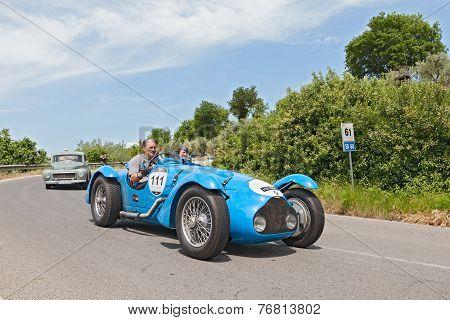 Talbot-lago T 150C (1936) In Mille Miglia 2014