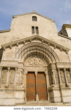 Saint Trophime Cathedral