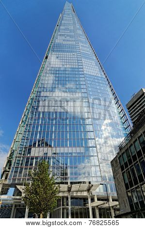 The Shard (Architect Renzo Piano, 2012) - tallest building in European Union