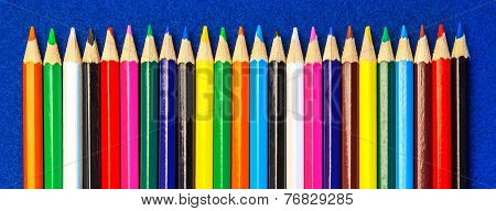 Color Pencil Crayons For Art, Arts And Crafts, Schools, Teaching & Education.