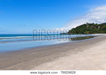 Barra do Sahy beach, Sao Sebastiao, Sao Paulo - Brazil