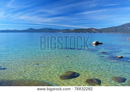 Lake Tahoe Clarity