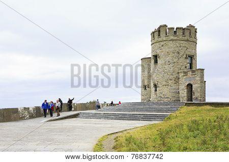 O'Brien's Tower.