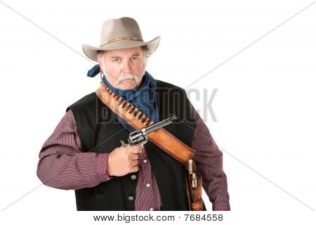 Big And Tough Cowboy