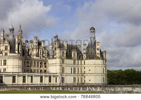 Castle of Chambord, France, Loire Valley