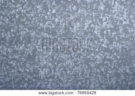 Zinc Plate Texture Background