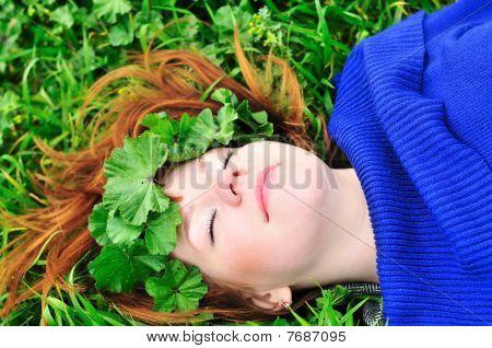 Rest In Grass