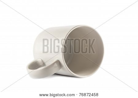The Blank White Cup