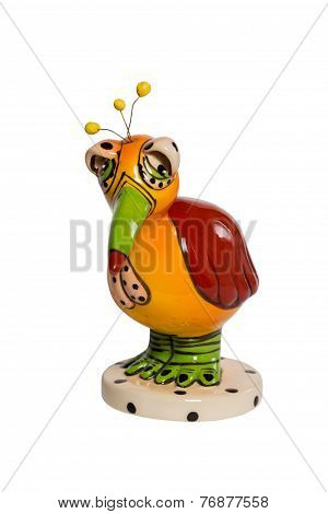 Funny Figurine Toucan