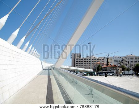 Jerusalem The New Chords Bridge 2010