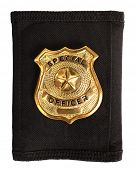 picture of officer  - Special officer badge - JPG