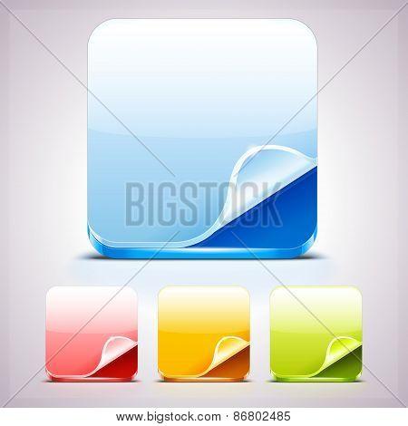 Four App Icons