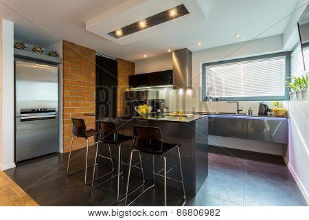 Modern Luxurious Interior