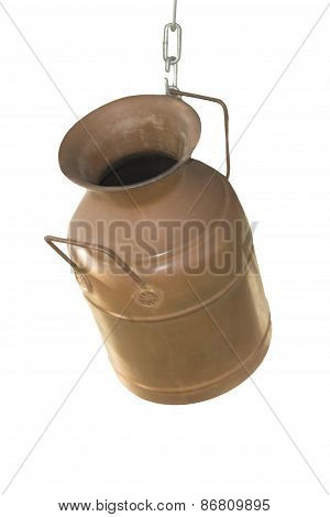 Suspended Pitcher