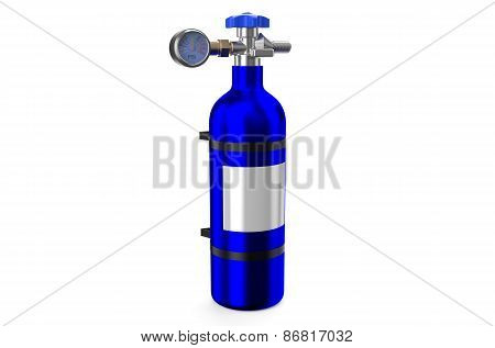 Nitrous Oxide System Gas Cylinder