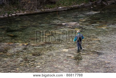 Italian Fisherman River