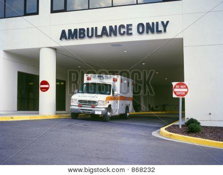 Ambulância em ER