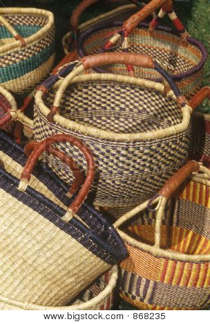 Handmade baskets 1