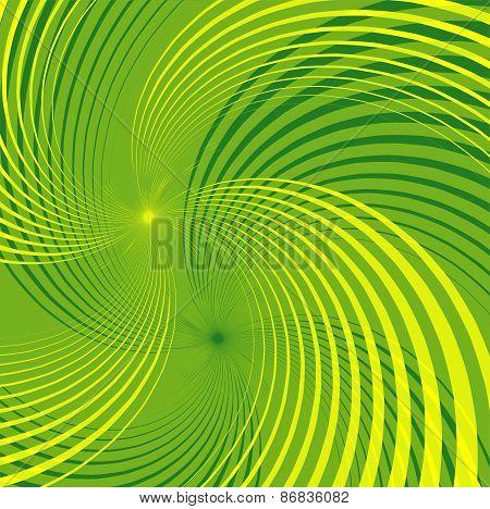 Green Backgrounds Vector