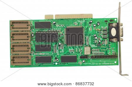 Computer Display Card