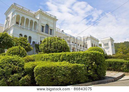 Livadkiyskiy Palace, Crimea