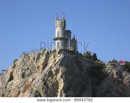 Castle Swallow's Nest, Crimea, Ukraine