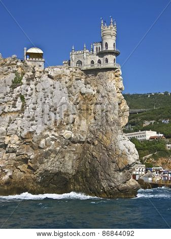 Castle Swallow Nest, Crimea