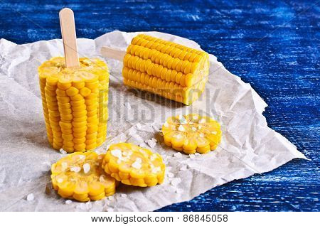 Cut Corn On The Cob