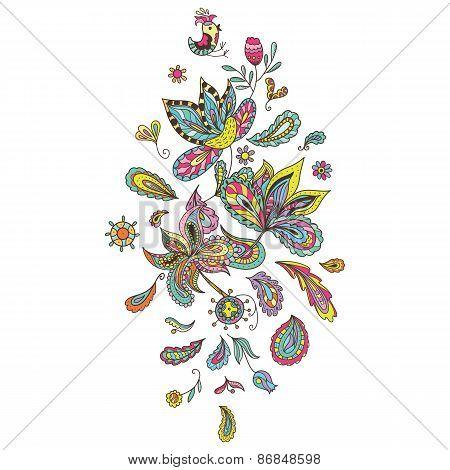 Indian Decorative Element