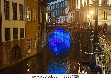Utrecht Downtown, Netherlands