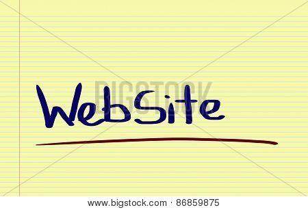 Website Concep