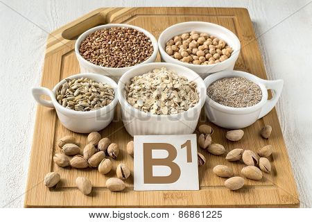 Foods Containing Vitamin B1