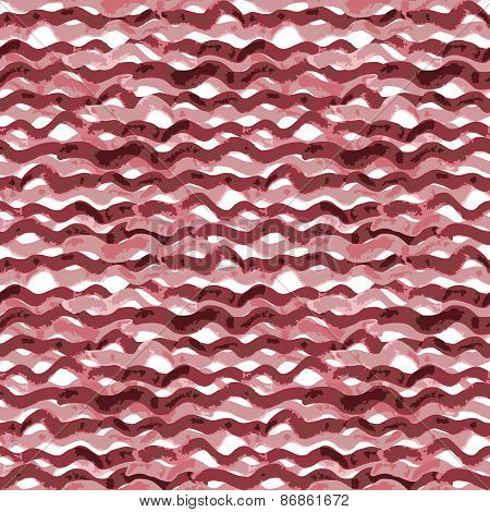 Marsala Inspired Trendy Seamless Pattern,fashionable Sophisticated Shade. Hand-drawn Removeable Lett
