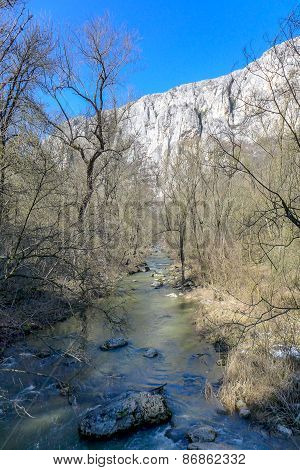 Cheile Turzii natural canyon