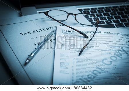 Tax accounting