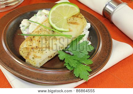 Pike With Parsley