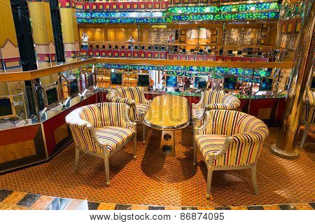 Costa Fortuna Cruise Ship Interior