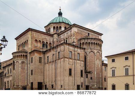 Parma Cathedral (duomo), Italy