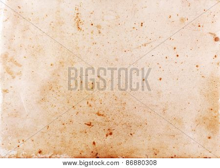 Creative Background With Brown And Yellow Spots. Great Background Or Texture For Your Project.