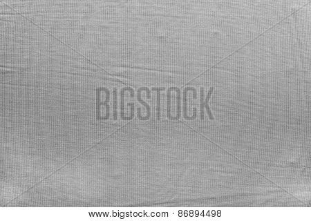 Small Corrugated Texture Fabric Of Gray Color
