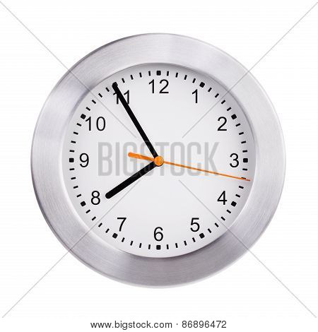 Five To Eight On A Clock Face