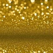 picture of gold-dust  - Gold spring or summer background - JPG