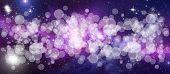 image of floaties  - Wide gentle pastel multicolored sparkly  bokeh background - JPG