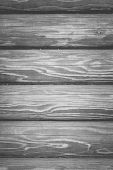 stock photo of log fence  - Natual wood log house seamless backgroun and pattern - JPG