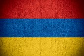 Постер, плакат: Flag Of Armenia