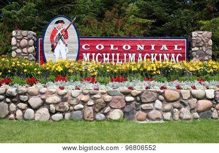Fort Michimilimackinaw